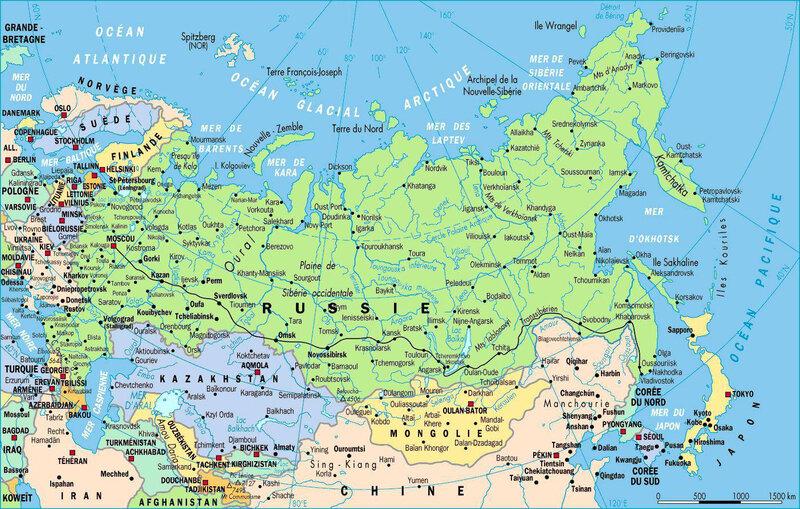 carte-politique-russie