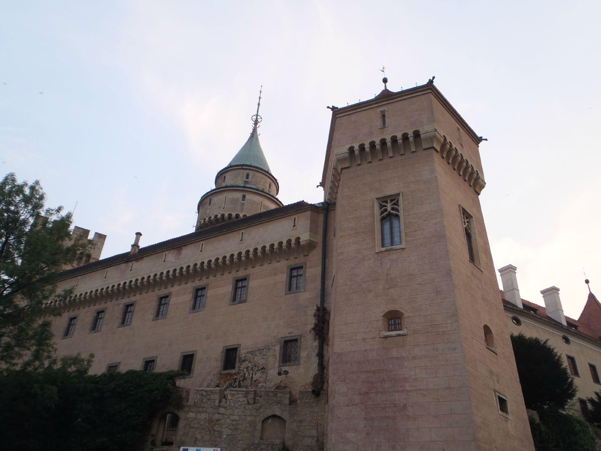 slovaquie - chateau bonjnice