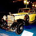 HISPANO SUIZA type J12 coupé chauffeur 1934 Mulhouse (1)