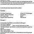 VENDREDI 12 JUIN 2015 UNE STELE EN SOUVENIR DU CRASH DU B-26 G MARAUDER N°41 DU GT II/20 BRETAGNE