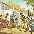 La vie des esclaves