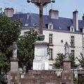 Rennes, le Calvaire de la Mission