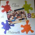 page 27 Classe de maternelle 1985