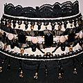 Ras-de-cou Broderie de perles