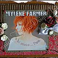 Carte mylene farmer