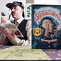 Dans la tête de Sherlock Holmes : l'Affaire du ticket scandaleux 1/2