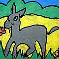 <b>Pépito</b> est un petit âne