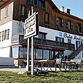 Le Courant d'Ere Semnoz <b>station</b> de ski Haute-Savoie restaurant