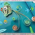 Quilling poisson11