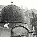 Le dôme ardoisé de la propriété sirvanton à saint-chamond