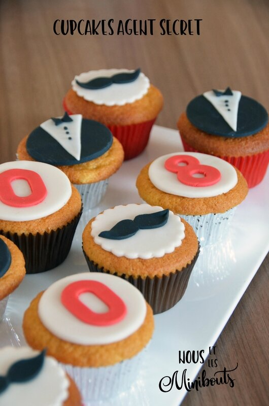cupcakes agent secret