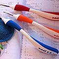 Mes <b>crochet</b> swing de chez Addi (j'ai testé)