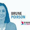 DIMANCHE EN POLITIQUE SUR FRANCE 3 N°99 : BRUNE POIRSON