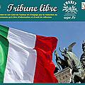 conte : «je veux être l'avocat qui défendra le peuple italien !»