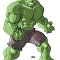 Avengers run 03 hulk