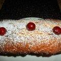 Cake aux raisins secs et aux fruits confits