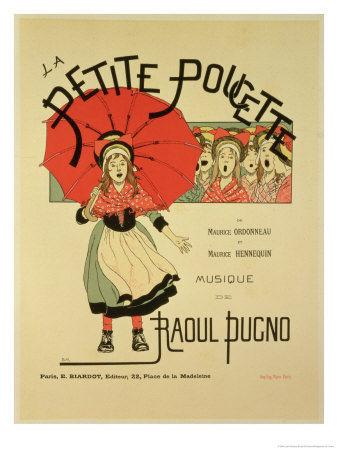 La Petite Poucette de Louis Maurice Boutet de Monvel