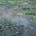Sotheby's to offer £20-30m Water Lilies from the most iconic and celebrated of <b>Monet</b>'s painting series
