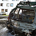 INFORMATION EUROPE 1 - 861 voitures brûlées en France à la Saint-Sylvestre