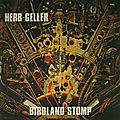 Herb Geller - 1987 - Birdland Stomp (Enja)
