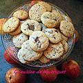 Cookies gourmands et normands