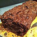 Cake tout choco !! miam sans oeufs