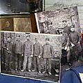 Au musée de village de La Salle-les-Alpes (<b>Vallée</b> de la <b>Guisane</b>) : un secteur guerre de 14-18