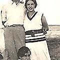Lettre de Philippe à Denise, Nantes 19-10-1930