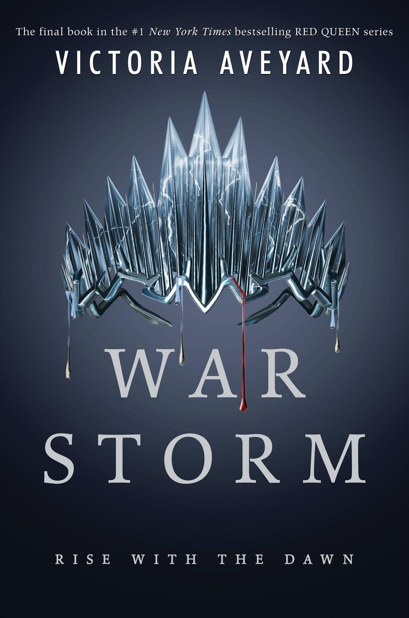 Victoria Aveyard_War Storm