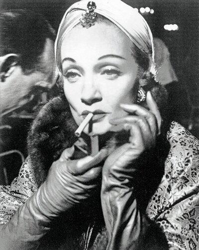 marlene dietrich 1955