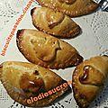 Chaussons aux pommes caramélisées à la cannelle 068