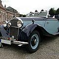 <b>Mercedes</b> Benz W143 cabriolet A-1936