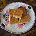 La frangipane au pain rassis de sandrine
