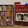 Le journal de l. de karine carville, livre autoédité par l'auteur, 2014