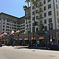 HOTEL BEVERLY WILSHIRE - BEVERLY HILLS