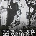 Sandrine mansour, les réfugiés palestiniens