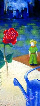 Le Petit Prince, d'après St-Exupéry
