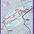 Prolongement de la ligne 14 du métro : des bus adaptés