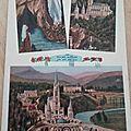01 Lourdes - la basilique datée 1969
