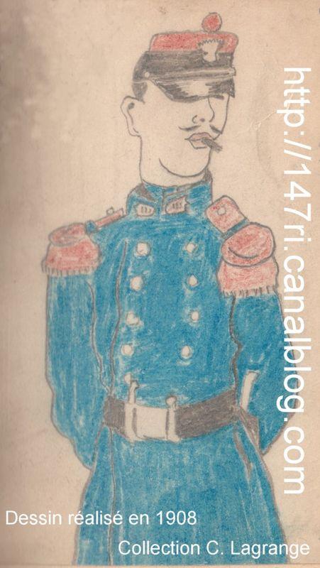 Soldat avant 1914