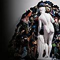 <b>Michelangelo</b> <b>Pistoletto</b>, Année 1, le Paradis sur Terre au Louvre