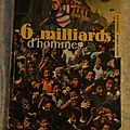6 milliards d'humains