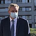 Agressions et <b>cambriolages</b> en série à Champigny-sur-Marne : le maire, Laurent Jeanne, attend des sanctions fermes