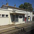 La station TER de Nîmes Saint-Césaire, améliorée et déplacée, future porte d'entrée des quartiers rénovés de l'ouest nîmois ?