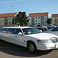 LINCOLN Town Car United States Coachworks limousine 1998 Créhange (1)