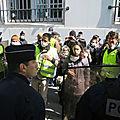 Gilets jaunes : les manifestations interdites dans plusieurs secteurs de Paris ce samedi