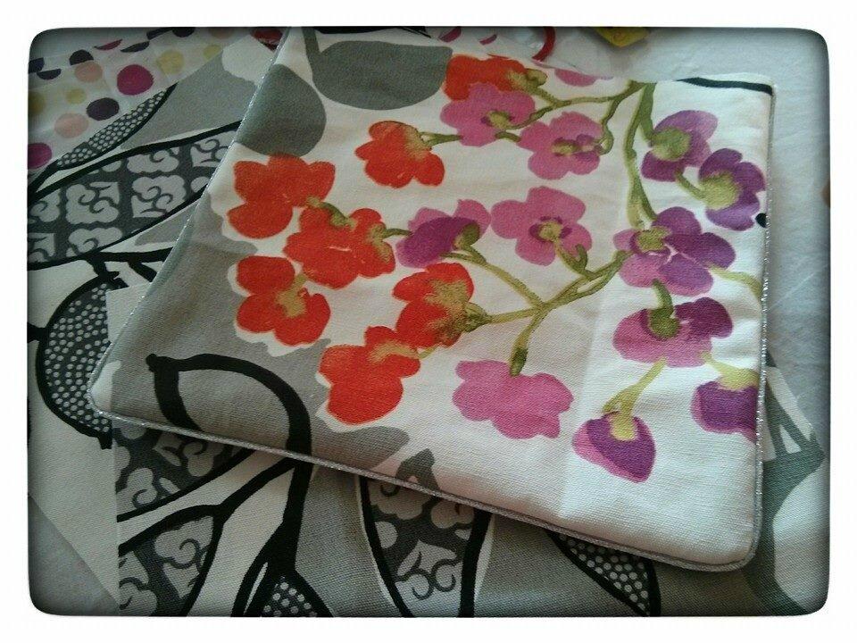 Mon sac - le tissu