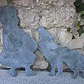 Le Chaperon Rouge et le Loup en zinc (6)