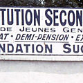 Fondation SUGER recherches