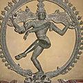 Inde du Sud (11/31). Chidambaram : Shiva Nataraja, dieu de la danse cosmique.